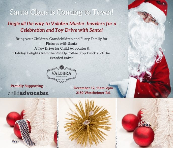 Santa Claus is Coming to Valobra!
