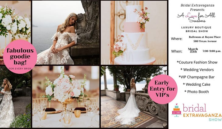 A Love for All Seasons Bridal Show